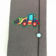 Muki Pass Hüllen mit Band
